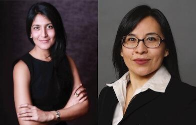 Dr. Jahan Ara Peerally, Dr. Claudia De Fuentes