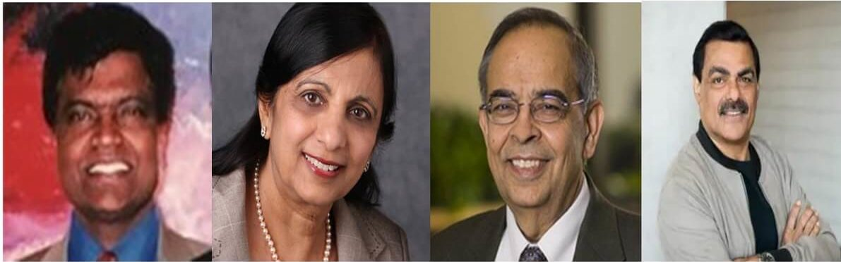A. Jai Persaud (PhD), Uma Kumar (PhD), Vinod Kumar (PhD), Ajax Persaud (PhD)