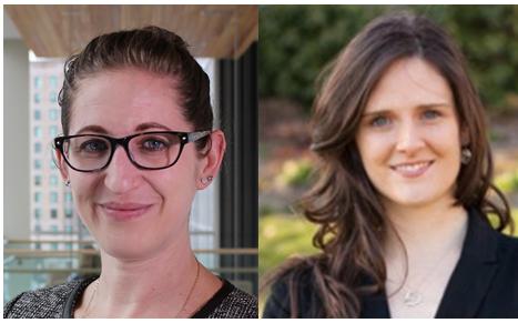 Jennifer Quizi, PhD and Megan Mahoney, PhD