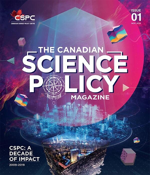2019 CSPC magazine cover