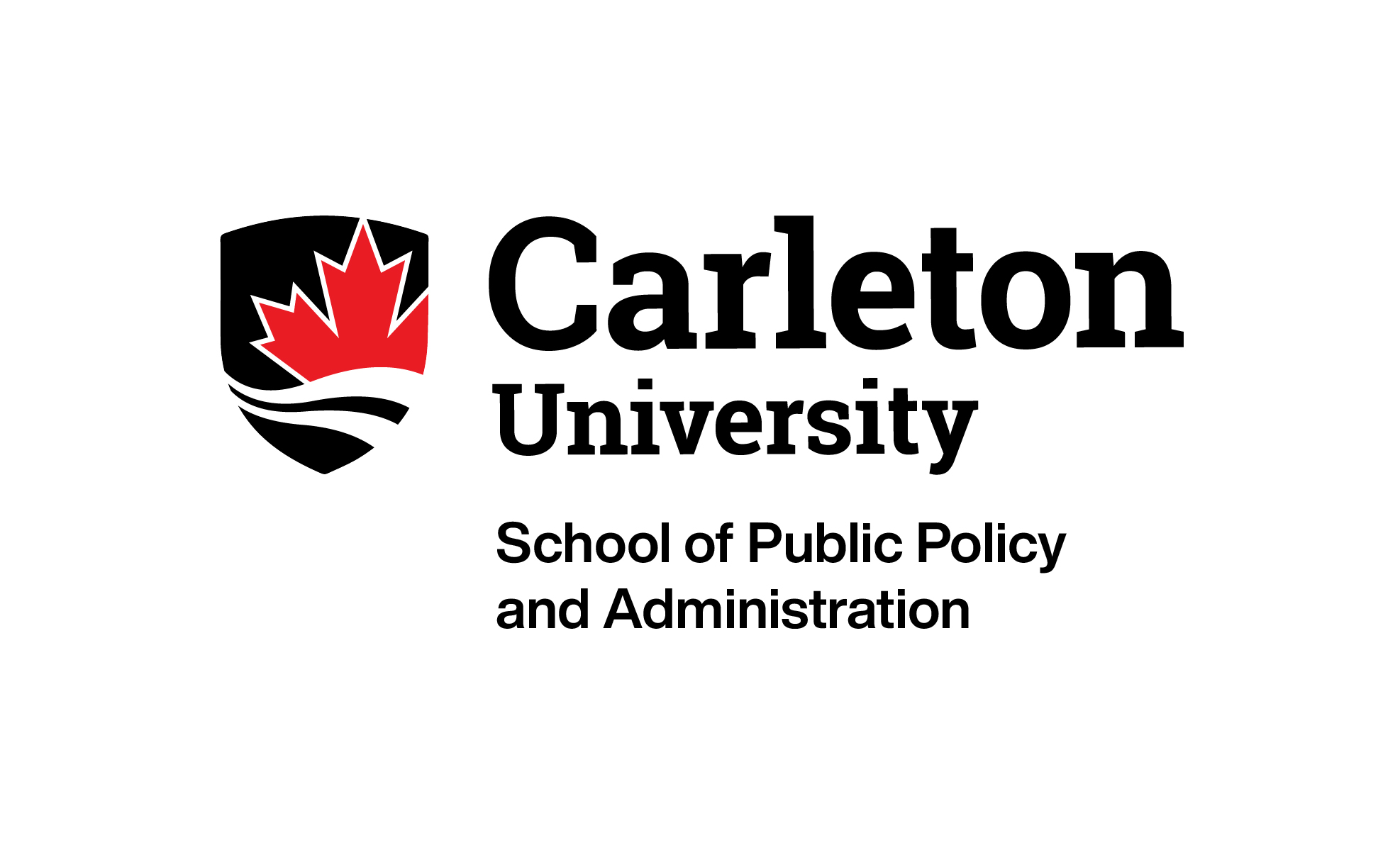 Carleton University School of Public Policy and Administration Logo